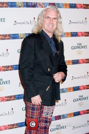 Billy Connolly 9th Annual Dressed to Kilt Charity fashion show at Hammerstein Ballroom - Arrivals New York City, USA -...