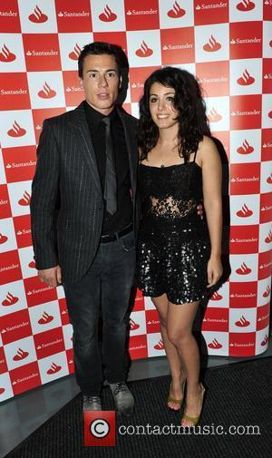 James Toesland, Katie Melua at the 'Driven To Do Better' British Grand Prix exhibition curated by Lewis Hamilton and Jenson...