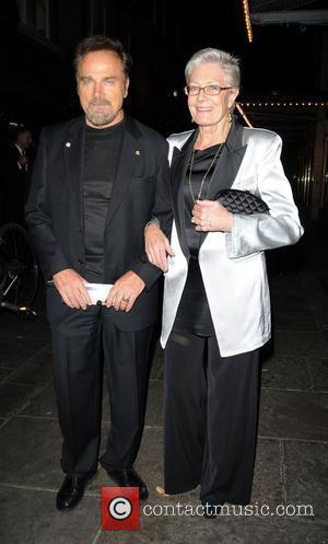 Franco Nero and Vanessa Redgrave at the 'Driving Miss Daisy' press night held at The Wyndham's Theatre. London, England -...