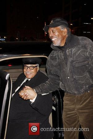 Morgan Freeman, Driving Miss Daisy and James Earl Jones