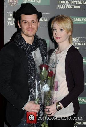 Fiona Glascott and Andrew Scott