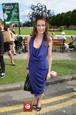 Sharon Corr (Judge)  Dublin Horse Show 2011 - Ladies Day Dublin, Ireland - 04.08.11.