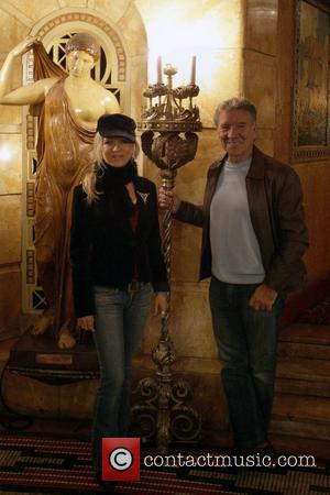 Danielle Spencer and Don Spencer The press call for the 'Dueting It For The Kids' concert to be held in...