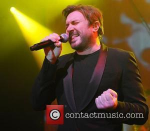 Simon Le Bon and Duran Duran