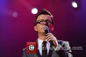 Rick Astley performs  'For Dusty..A Tribute' at Royal Albert Hall London, England - 05.05.11