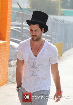 Maksim Chmerkovskiy In War Of Words With Len Goodman