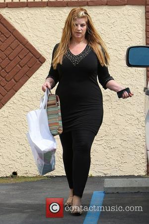 Kirstie Alley Celebrities leaving a dance studio after 'Dancing with the Stars' rehearsals Los Angeles, California - 18.03.11