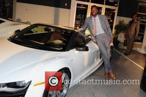 Dwayne Wade Dwayne Wade host 'Boys and Their Toys' at Specialty Automotive Treatments to benefit the Wade's World Foundation...