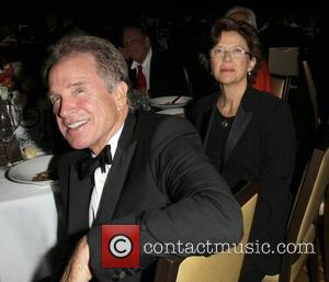 Warren Beatty and Annette Bening 2011 Eagle & Badge Foundation Gala held at The JW Marriott Los Angeles at L.A....
