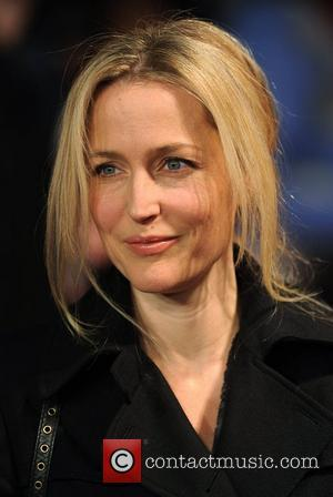 Gillian Anderson The Eagle - UK film premiere held at the Empire Leicester Square - Arrivals. London, England - 09.03.11