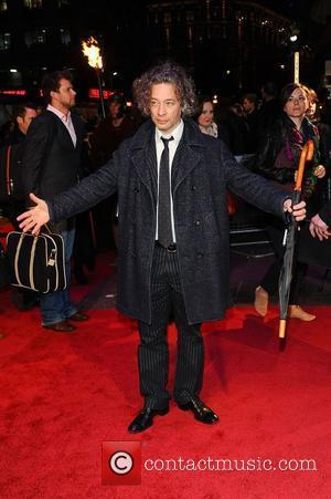 Dexter Fletcher The Eagle - UK film premiere held at the Empire Leicester Square - Arrivals. London, England - 09.03.11