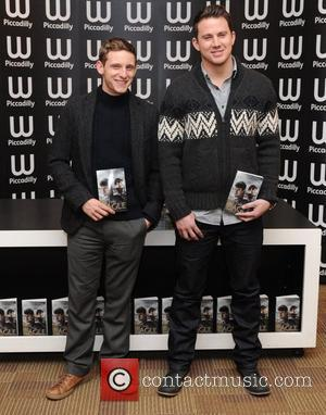 Jamie Bell and Channing Tatum