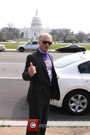 Ed Harris  attends Pro Choice Rally in Washington DC  Washington DC, USA – 07.04.11