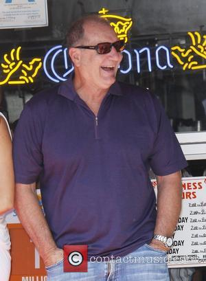 Ed O'Neill  is honoured with a star on the Hollywood Walk of Fame, held on Hollywood Boulevard Los Angeles,...