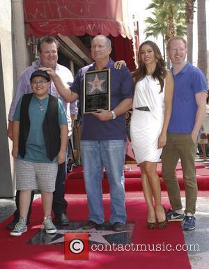 Rico Rodriguez, Eric Stonestreet, Jesse Tyler Ferguson and Sofia Vergara