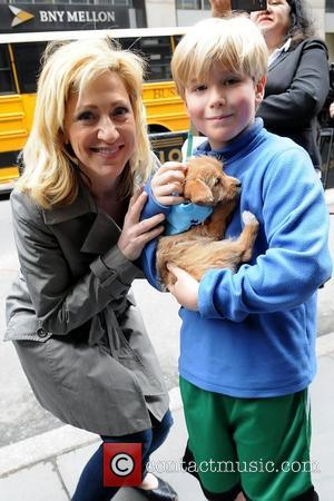 Edie Falco, John Stevenson and Madagascar