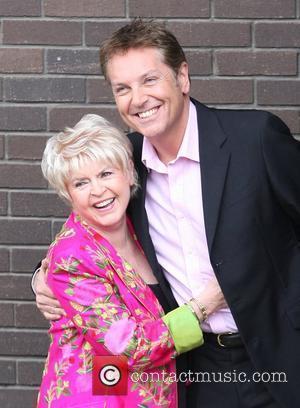 Gloria Hunniford  at the ITV studios London, England - 15.03.11
