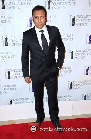 Aasif Mandvi  The Endometriosis Foundation of America Celebrates the 3rd Annual Blossom Ball at Bryant Park Library - Arrivals...