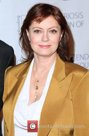 Susan Sarandon Helps Raise Cash For African Kids