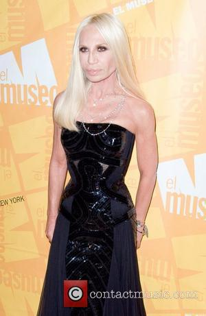 Donatella Versace El Museo's 2011 Gala - Arrivals New York City, USA - 26.05.11