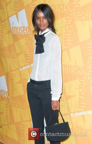 Liya Kebede El Museo's 2011 Gala - Arrivals New York City, USA - 26.05.11