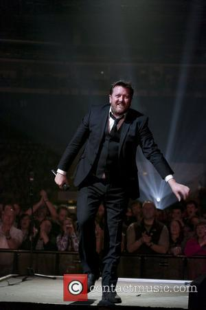 Guy Garvey and Elbow