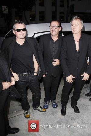 Inxs' Gig Axed After Rainstorm