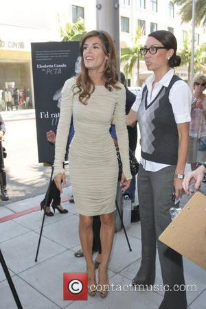 Dancing With The Stars and Elisabetta Canalis