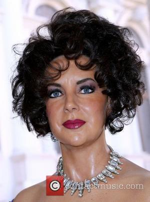 Elizabeth Taylor Wax Figure Elizabeth Taylor Tribute at Madame Tussauds at The Venetian Resort and Casino in Las Vegas Las...