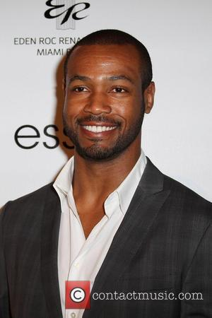 Isaiah Mustafa  Launch party for ELLE Spa at the Eden Roc Renaissance Miami Beach  Fort Lauderdale, Florida -...