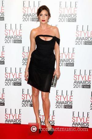 Lisa Snowdon The Elle Style Awards 2011 - Arrivals London, England - 14.02.11