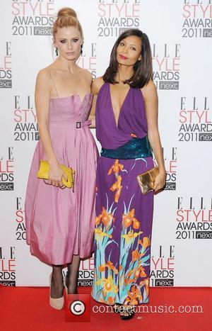 Thandie Newton and Laura Bailey