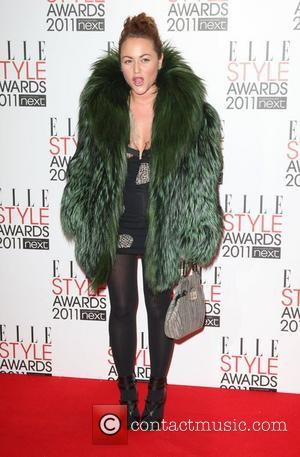 Jaime Winstone ELLE Style Awards 2011 held at the Grand Connaught Rooms - Arrivals London, England - 14.02.11