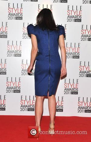 Samantha Cameron ELLE Style Awards 2011 held at the Grand Connaught Rooms - Winners' Board. London, England - 14.02.11