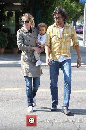 Ellen Pompeo and Fred Segal