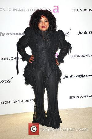 Chaka Khan 19th Annual Elton John AIDS Foundation Academy Awards Viewing Party held at the Pacific Design Center - Arrivals...