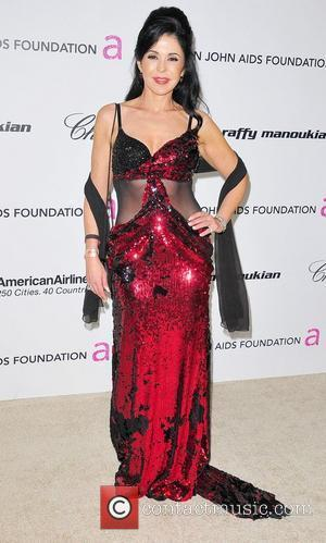 Maria Conchita Alonso 19th Annual Elton John AIDS Foundation Academy Awards Viewing Party held at the Pacific Design Center -...