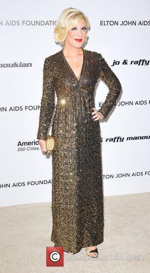 Tori Spelling, Elton John and Academy Awards