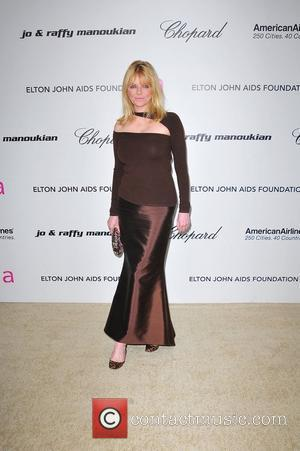 Cheryl Tiegs 19th Annual Elton John AIDS Foundation Acaademy Awards Viewing Party held at the Pacific Design Center - Arrivals...