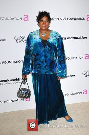 Loretta Devine 19th Annual Elton John AIDS Foundation Acaademy Awards Viewing Party held at the Pacific Design Center - Arrivals...