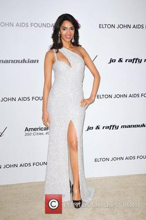 Mallika Sherawat 19th Annual Elton John AIDS Foundation Acaademy Awards Viewing Party held at the Pacific Design Center - Arrivals...