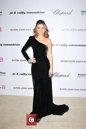 Maria Menounos 19th Annual Elton John AIDS Foundation Acaademy Awards Viewing Party held at the Pacific Design Center - Arrivals...