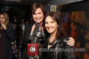 Emma Forbes and Arlene Phillips