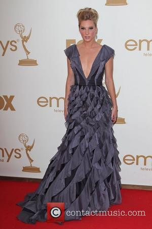 Heather Morris 63rd Primetime Emmy Awards, held Nokia Theater LA LIVE - Arrivals Los Angeles, California - 18.09.11