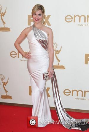 Cara Buono  The 63rd Primetime Emmy Awards held at the Nokia Theater LA LIVE - Arrivals Los Angeles, California...
