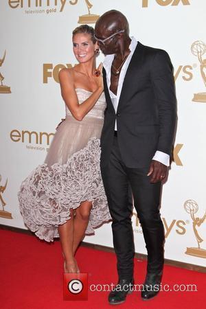 Heidi Klum, Seal and Emmy Awards