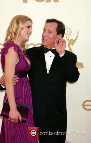 Ashley Madison, James Woods  The 63rd Primetime Emmy Awards held at the Nokia Theater LA LIVE - Arrivals Los...