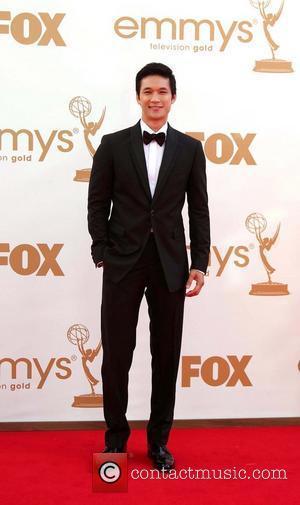 Harry Shum Jr. and Emmy Awards