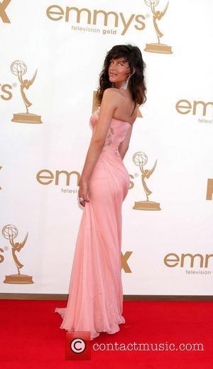 Paz de la Huerta and Emmy Awards