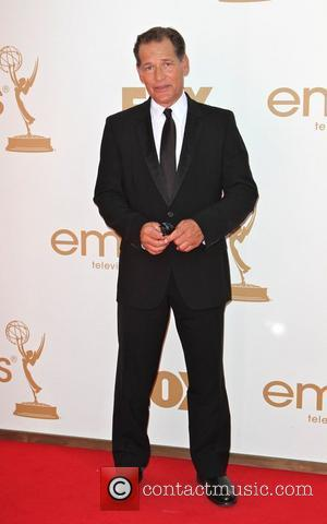 James Remar  The 63rd Primetime Emmy Awards held at the Nokia Theater LA LIVE - Arrivals Los Angeles, California...